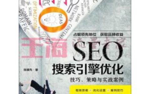 《SEO搜索引擎优化:技巧、策略与实战案例》_