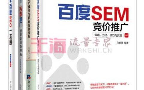《4册SEM账户操作与职业规划指南》_该系列作者简介?