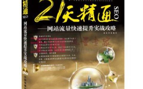 《21天精通SEO-网站流量快速提升实战攻略》_雨辰资讯 ,李震