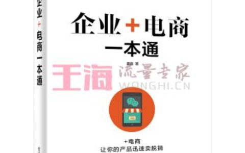 《企业+电商一本通》_周鑫