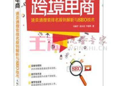 《跨境电商速卖通搜索排名规则解析与SEO技术》_冯晓宁,梁永创,齐建伟