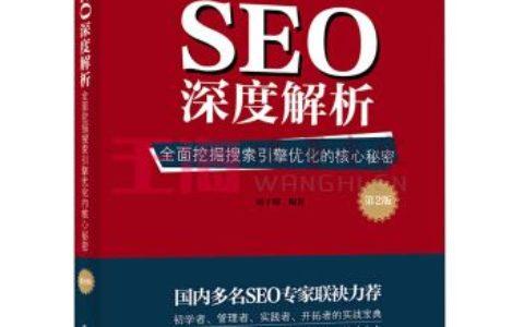 《SEO深度解析:全面挖掘搜索引擎优化的核心秘密(第2版)》_痞子瑞