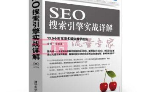 《SEO搜索引擎实战详解网站优化教程书籍搜索引擎优化关键词优化内容建设Web开发结构调整书籍》_