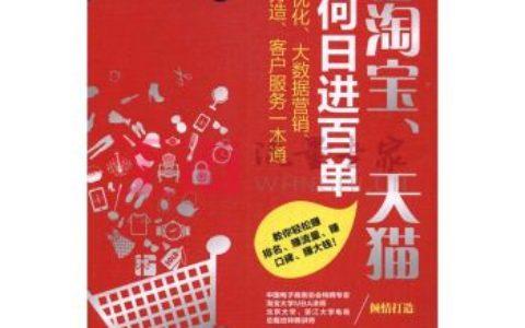 《看、如何日进百单:SEO优化、大数据营销、爆款打造、客户服务一本通管理书籍》_seo入门书籍