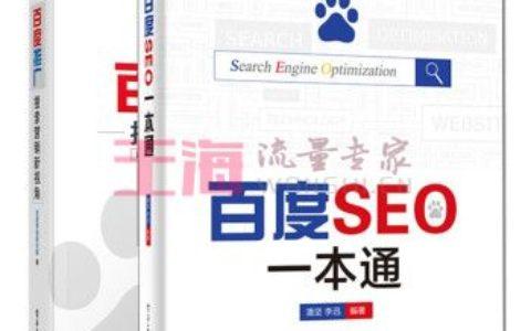 《百度推广搜索营销新视角+百度SEO一本通全2册搜索营销推广百度搜索推广教程搜索引擎营销入门》_seo入门书籍