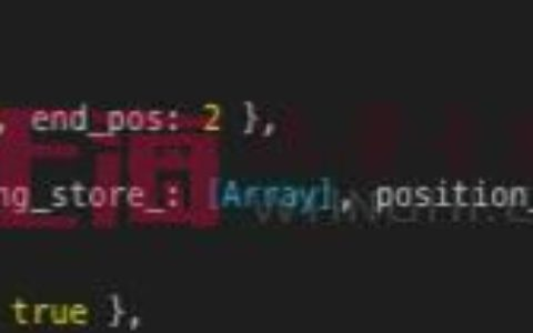用JavaScript带你体验V8引擎解析标识符零基础入门_引擎菜鸟教程