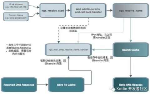 Nginx的DNS解析过程分析小白知识_dns小白知识