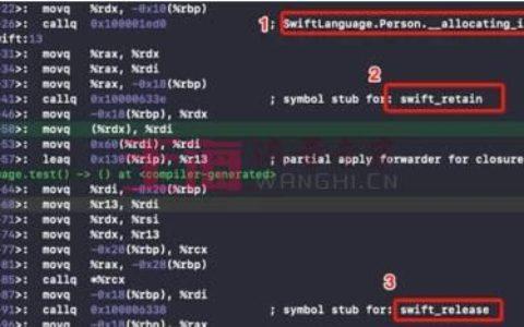 Swift的内存管理指南攻略_Swift使用帮助