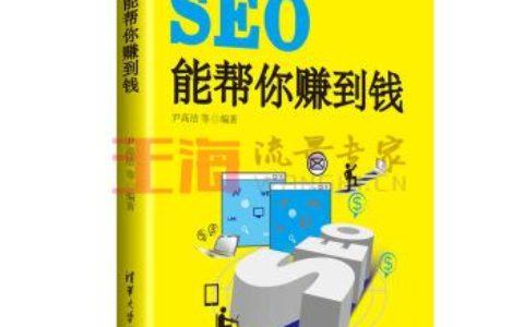 《SEO能帮你赚到钱管理书籍》_seo入门书籍