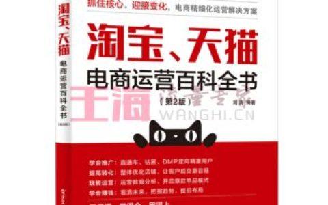 《电商运营百科全书(第2版)》_电商SEO有哪些书?