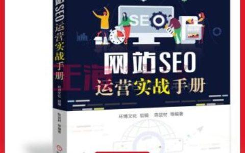《机械:网站SEO运营实战手册》_seo入门书籍