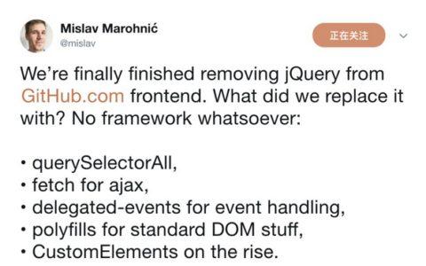 和 jQuery 说再见,Bootstrap 5 将移除对其依赖入门指南_bootstrap小白帮助