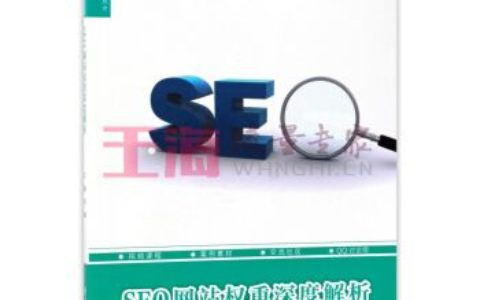 《SEO网站权重深度解析》_肖睿出了哪些书?