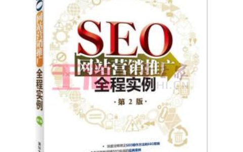 《SEO网站营销推广全程实例》_陈益材,王楗楠写的书怎样?